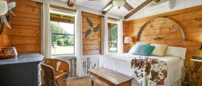 Cabin 3 Private Bedroom